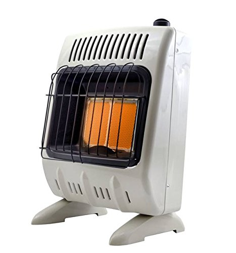 Mr. Heater Corporation Vent-Free 10,000 BTU Radiant Propane Heater, Multi