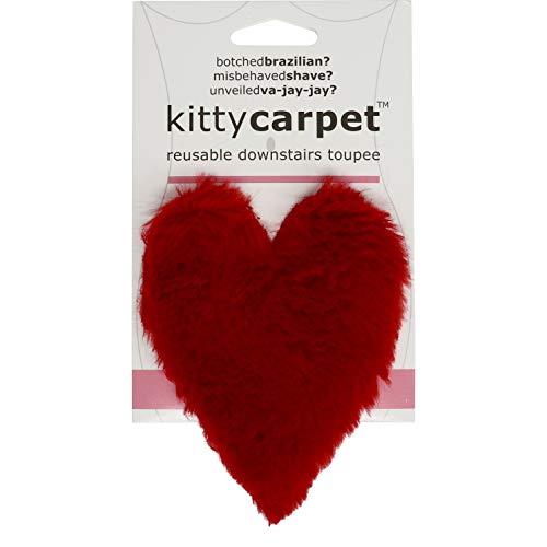 Kitty Carpet Reusable Downstairs Toupee Merkin