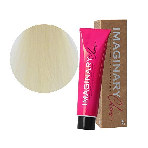 Tinte pelo mujer profesional, Coloración permanente, 100 ml (Rubio extra claro superaclarante 12S-0)