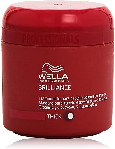 Wella Brilliance Mask Coarse Hair 150 ml