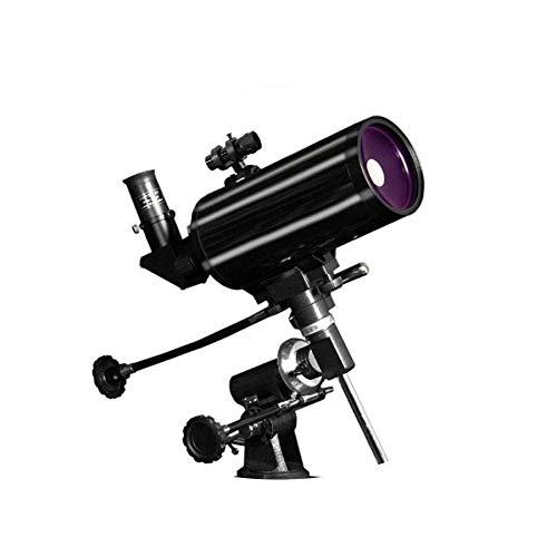 TELESCOPIO TIPO MAKSUTOV EQUATORIAL -MOD. 125 COM TRIPE., Barsta Internaciolnal Co, MAKSUTOV 125 EQ2