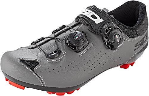 Sidi Dominator 10 MTB Shoes (9, Black/Grey)