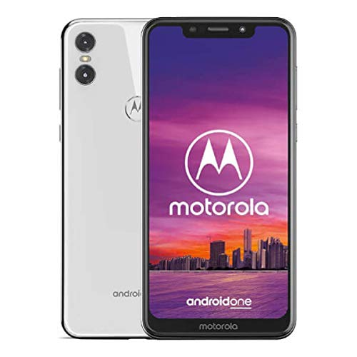 Desconocido Smartphone Motorola One (5,9''; 1520 X 720; 64GB; 4 GB; DUALSIM; White Color)