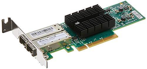 Synology e10g17-f2interne Ethernet Netzwerkkarte–Zubehör Netzwerk (verkabelt, PCI-e, IEEE 802.3ad, IEEE 802.3ae, Ethernet, 5–35°C,-20–60°C)