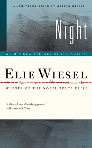 Compare Textbook Prices for Night Second Edition, Revised Edition ISBN 9780374534752 by Wiesel, Elie,Wiesel, Marion,Wiesel, Elie