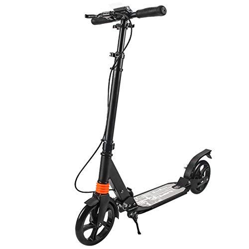 Patinete Cityroller Patinete para adultos con freno de disco para adultos y niños, 3 opciones de altura regulable