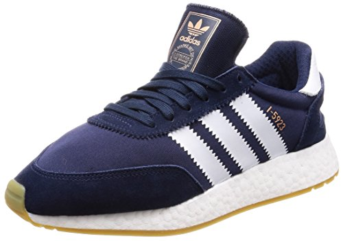 Adidas I-5923, Zapatillas de Deporte Hombre, Azul (Maruni/Ftwbla/Gum3 000), 37 1/3 EU