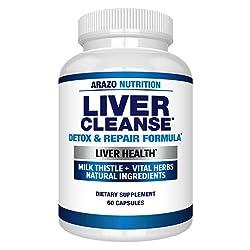 Image of Liver Cleanse Detox &...: Bestviewsreviews
