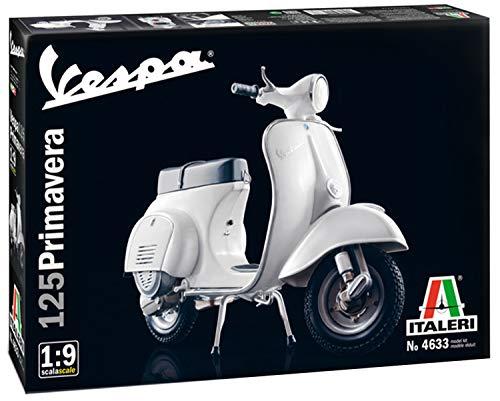 Italeri 4633 510104633-1:9 Vespa 125
