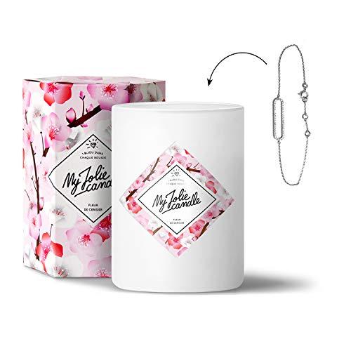 MY JOLIE CANDLE - Bougie parfumée avec Bijou Suprise à...