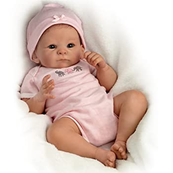 Baby Doll  Little Peanut Baby Doll - 17  by Ashton Drake