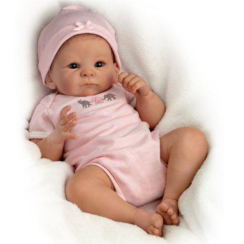 "Baby Doll: Little Peanut Baby Doll - 17"" by Ashton Drake"