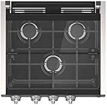 "Furrion 20"" RV 3-Burner Gas Cooktop - FGHWCLDA-BL"