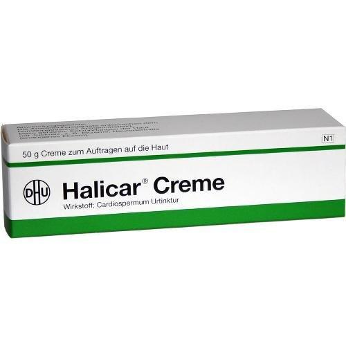 HALICAR CREME 50g Creme PZN:7511815