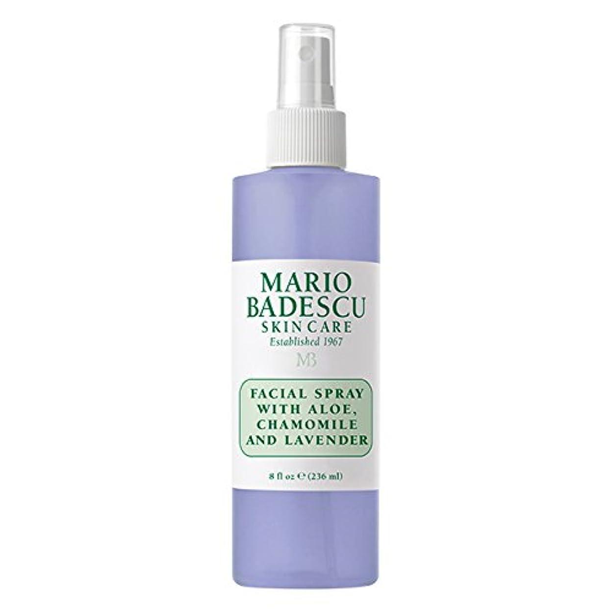 仕様買う教師の日マリオ バデスク Facial Spray With Aloe, Chamomile & Lavender 236ml/8oz並行輸入品