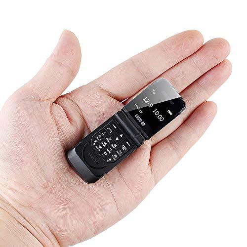 Original LONG-CZ J9 Mini Flip Mobil…