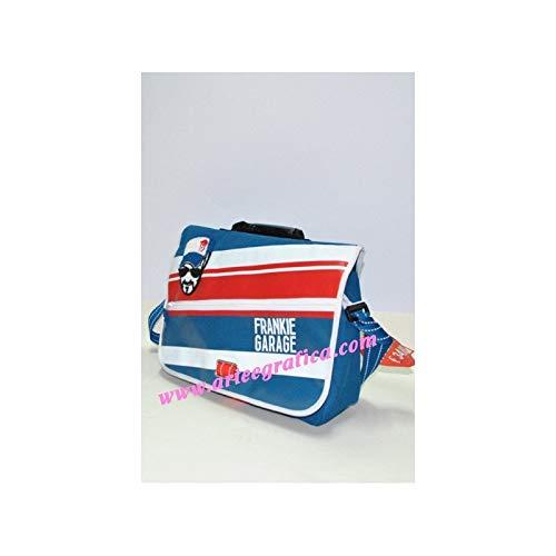 Tracolla Porta Pc Rosso/Blu Frankie Garage