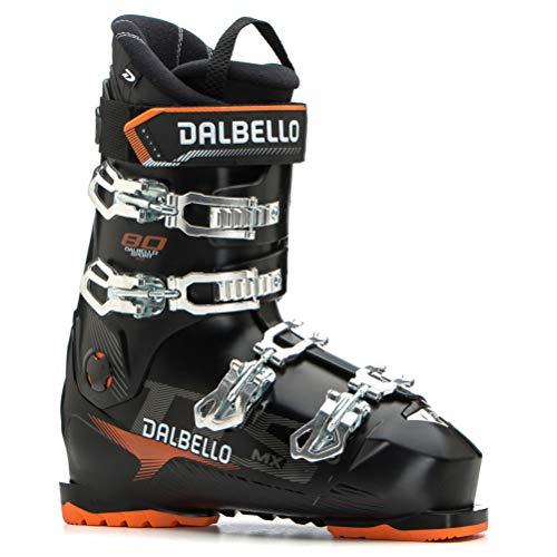 Dalbello DS MX 80 Ski Boots 2019-29.5/Black-Black