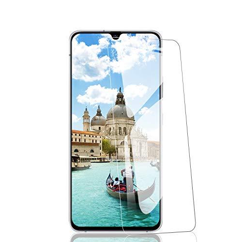 RIIMUHIR 3 Pezzi Vetro temperato per Samsung Galaxy A90, durezza 9H, Senza Bolle, Anti-Impronta Digitale, Anti-Olio, Ultra-chiarezza