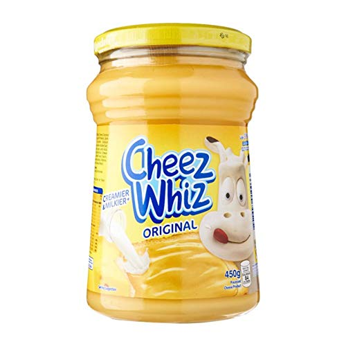 Cheez Whiz ORIGINAL (KRAFT)