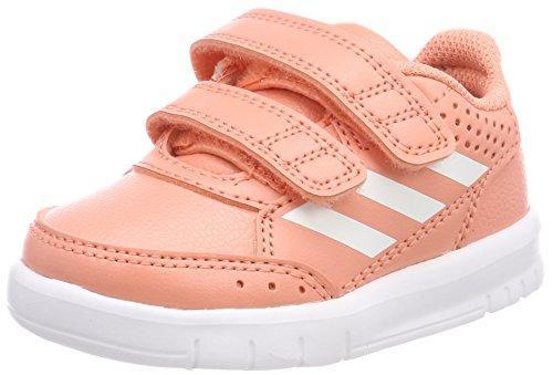 Adidas Altasport CF K, Zapatillas Unisex Niños, Naranja (Cortiz/Ftwbla/Correa 000), 32 EU