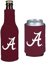 NCAA College Team Color Logo Can & Bottle Holder Insulator Beverage Cooler Set