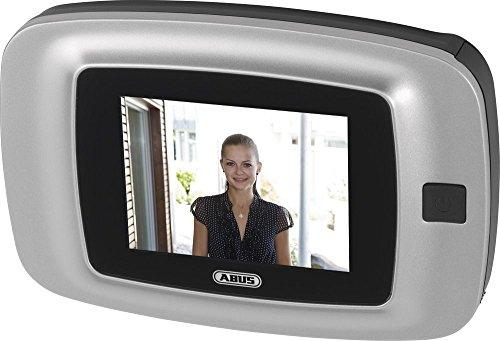 ABUS 38824 Digitaler Türspion DTS2814rec, Silber