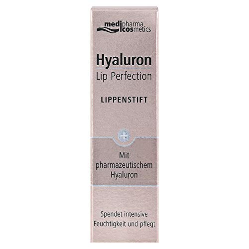 medipharma cosmetics HYALURON LIP Perfection Lippenstift nude, 4 g