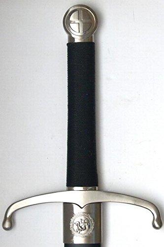 Ritterschwert Damast Gefaltet Mittelalter Schwert + Scharf KAWASHIMA STEEL ® - 2