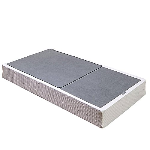 NAKSHOP Folding Mattress Twin Size Box Spring Best for Cool Girls and Boys Top Bed Fold Up Collapsible Fold Away and eBook