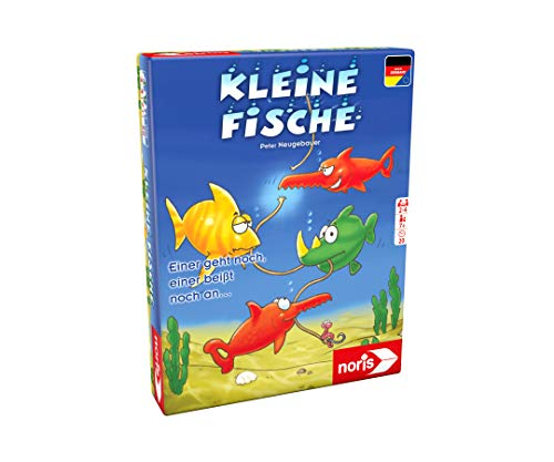 Noris 606187098 Kleine Fische, Kartenspiel