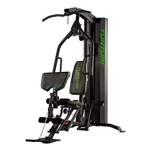 Tunturi HG60 Home Gym - Estación de musculación, color negro
