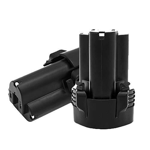 【MANUFER】BL1013 マキタ10.8vバッテリー 3.0Ah BL1014 194550-6 194551-4等対応 bl1013 互換バッテリー bl1013 クリーナー 掃除機 予備用電池 DF030D対応 2個セット 一年保証付き 高品質