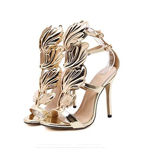 Comfortabel en veelzijdig temperament Sandalen for Vrouwen Stilettos 11cm / 4.33