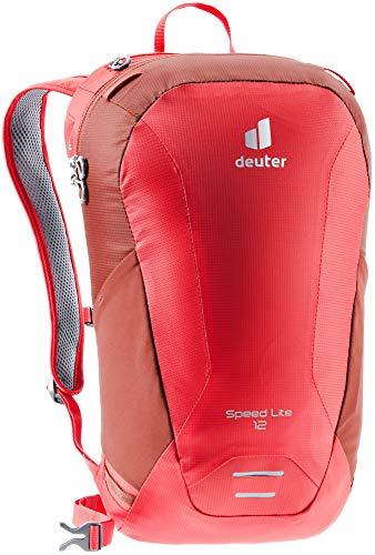 Deuter Unisex– Adult's Speed Lite 12 Hiking Backpack, Chili Lava, 12 l