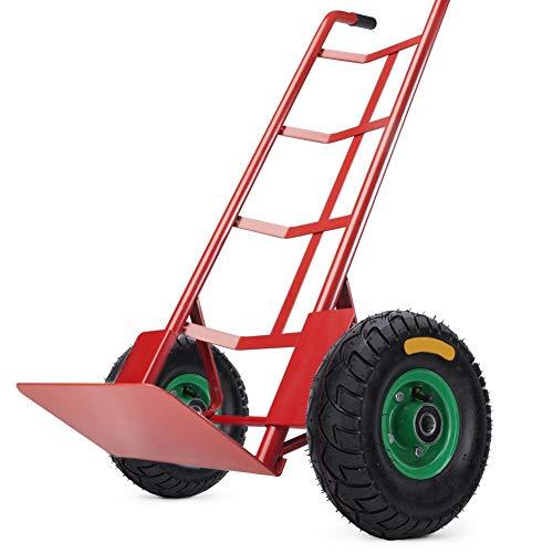 Werkzeugwagen-Reifen, 10,5 Zoll 4,10/3,50-4 Eingebauter 6204-2RS-Lagergummi Aufblasbarer Werkzeugwagen-Reifenrad, pneumatischer Radsack-LKW-Laufkatzenreifen