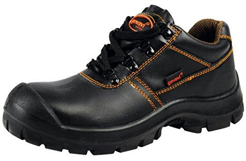 Gevavi Safety - GS11 halfhoge veiligheidsschoen S3 zwart