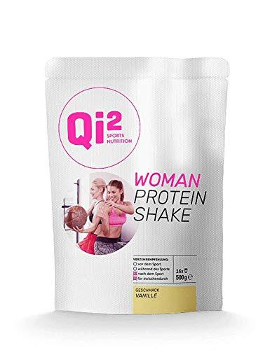 Qi² WOMAN Protein-Shake Vanille