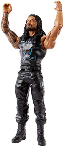 WWE Roman Reigns Basic Top Picks 2021 Limited Edition Action Figure Personaggio Wrestling 18cm