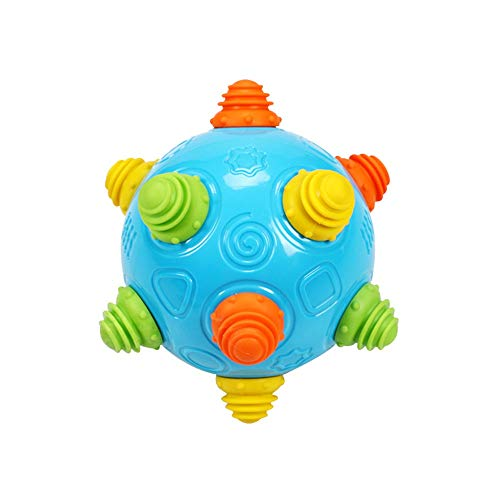 Doux sensorielles Ballons Bébé Catch main Jouets for bébés Balles sensorielles Massage balle Bébé Enfant Bébé 1-3 ans Vieux saut Ballon jouet éducatif Jouets éducatifs pour les enfants de bébé