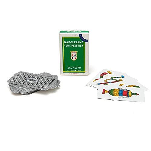 Spiel 40 Karten NAPOLETANE N.81 Karton laminiert für SCOPA oder BRISCOLA
