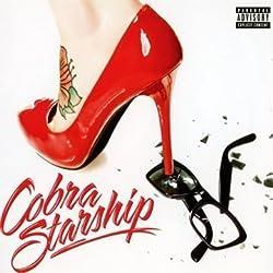 Night Shades by Cobra Starship (2011) Audio CD