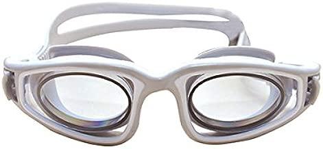 Voit 1V 641 Yüzücü Gözlük, Unisex, Gri/Beyaz, L