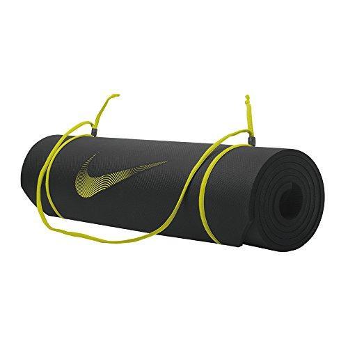 NIKE(ナイキ) トレーニング マット ブラック/ボルト AT9021-023-F