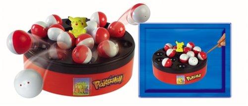 Preisvergleich Produktbild Bandai 85500 - Pokeball Aktionsspiel Pokeball Pick up