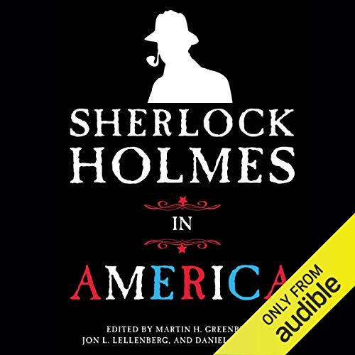 Couverture de Sherlock Holmes in America
