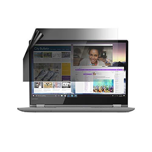 Celicious Privacy Lite 2-Way Anti-Glare Anti-Spy Filter Screen Protector Film Compatible with Lenovo IdeaPad Flex 6 14 (2018)