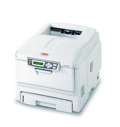OKI Systems C5250dn laserprinter A4 16ppm 1200dpi 96.0 MB Fast/USB2.0