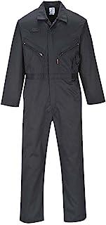 Portwest Workwear Mens Zip Boilersuit
