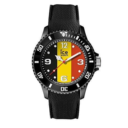 Ice-Watch - ICE world Belgium - Men's wristwatch with silicon strap - 015733 (Medium)